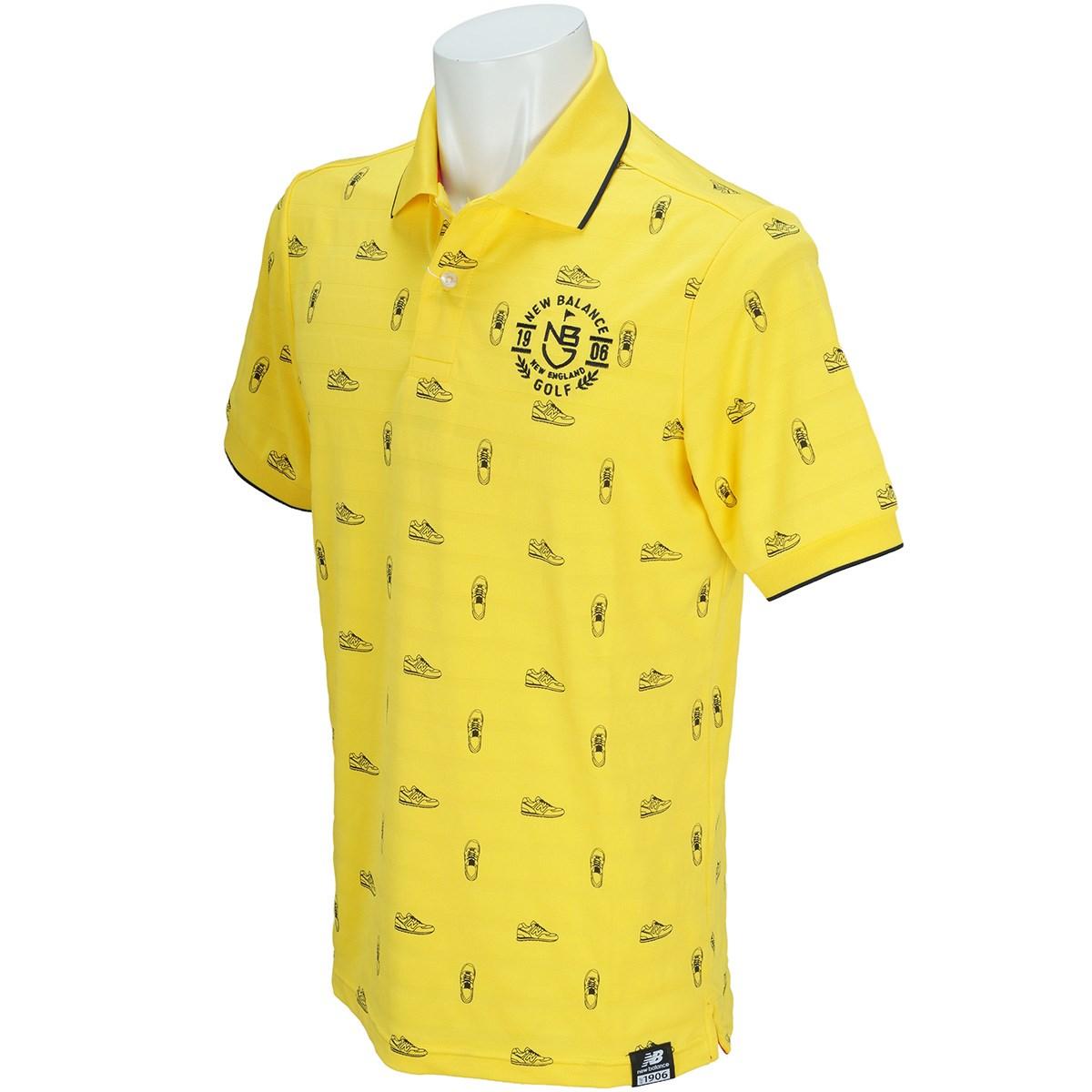 cbe11acc990da METRO シューズモノグラムプリント半袖ポロシャツ ニューバランス New Balance|GDOアウトレット