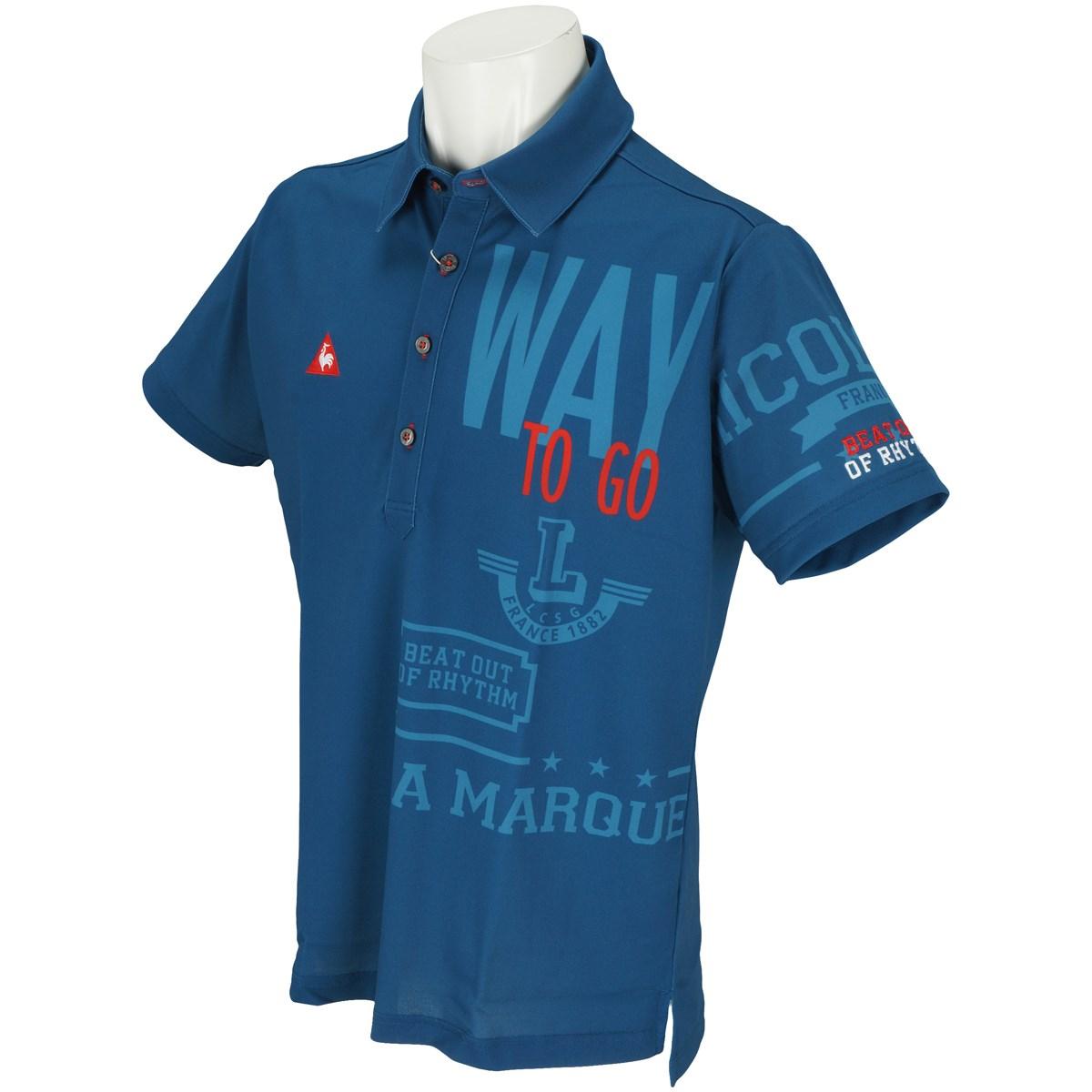 721b6d7908ae3d 半袖ポロシャツ ルコックゴルフ Le coq sportif GOLF|GDOゴルフショップ