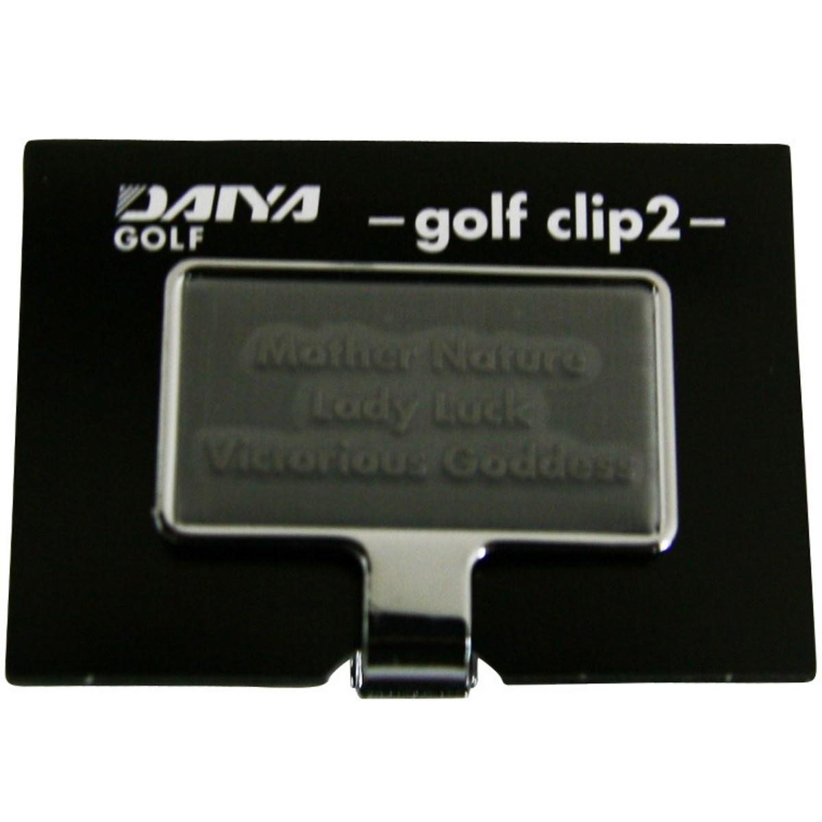 ダイヤゴルフ ゴルフクリップ 2P AS-444