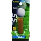 <ゴルフダイジェスト> ライト パーマネントティースペシャル55mm T-655 ゴルフ画像
