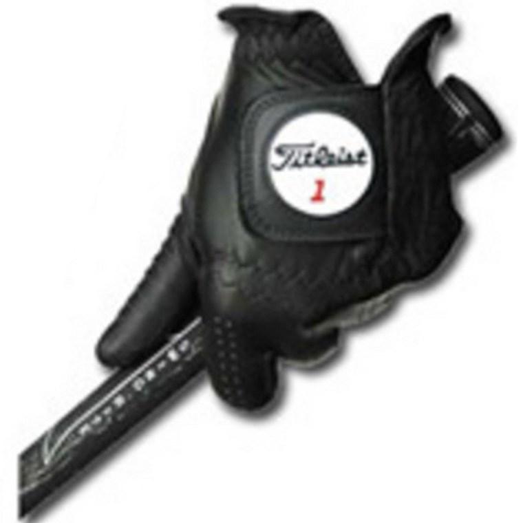 タイトリスト TITLEIST プロフェッショナル 10枚セット 21cm 左手着用(右利き用) ブラック