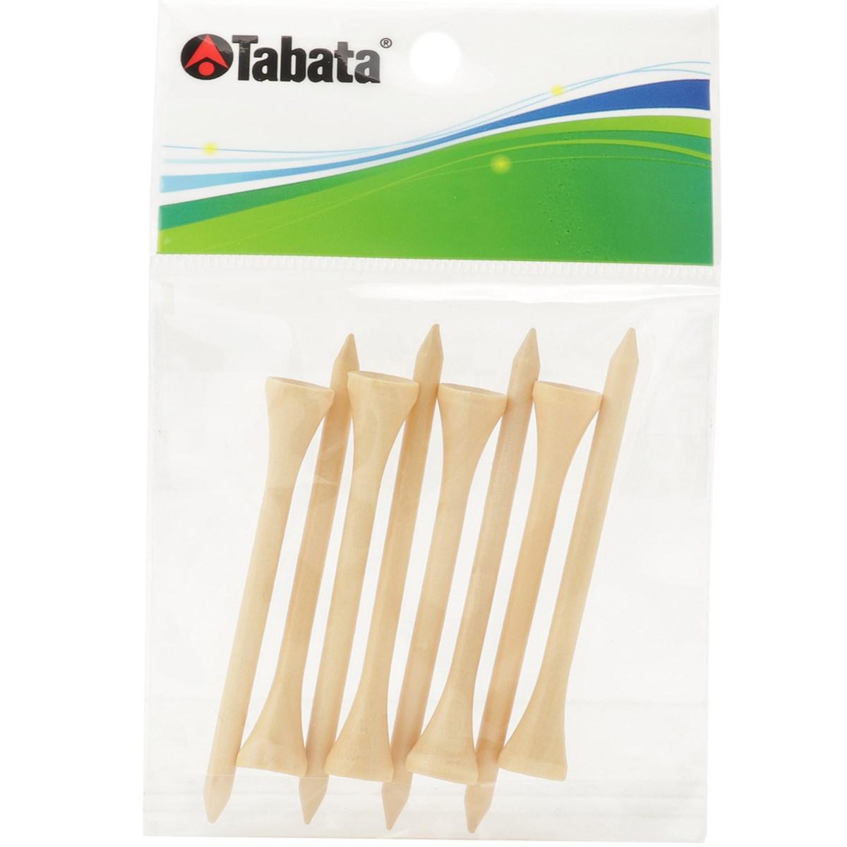 タバタ Tabata タバタ 白木ティーロング ロング ホワイト木
