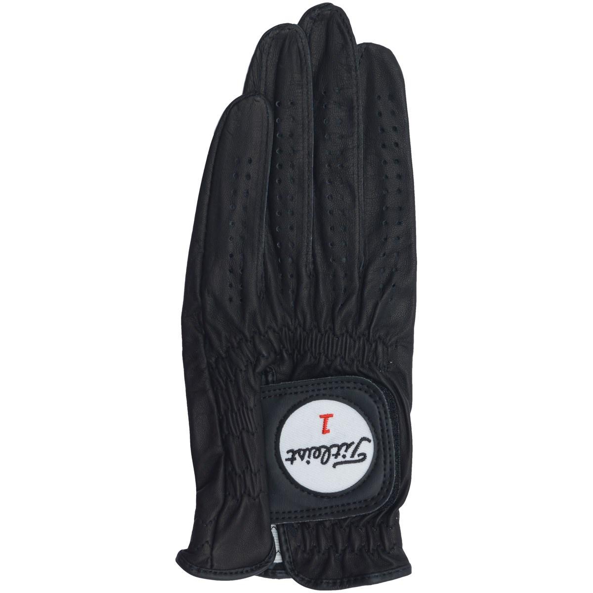 タイトリスト TITLEIST プロフェッショナル グローブ 25cm 左手着用(右利き用) ブラック