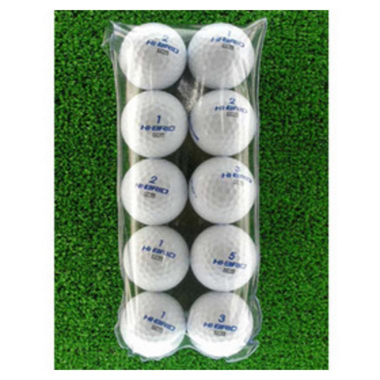 メイホウゴルフ ロストボール ニューハイブリッドBb 10個セット