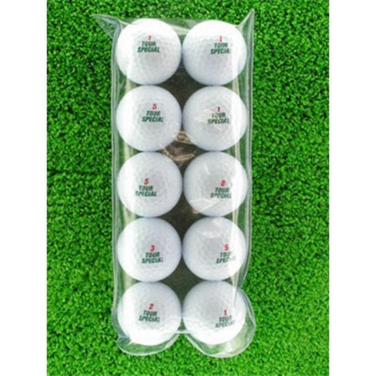 ロストボール Lost Ball メイホウゴルフ ロストボールCランク10個入り10パック100個セット ホワイト