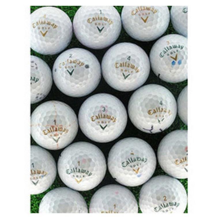 ロストボール Lost Ball メイホウゴルフ マーカー入り キャロウェイ レガシー 1パック(15個入り) ホワイト