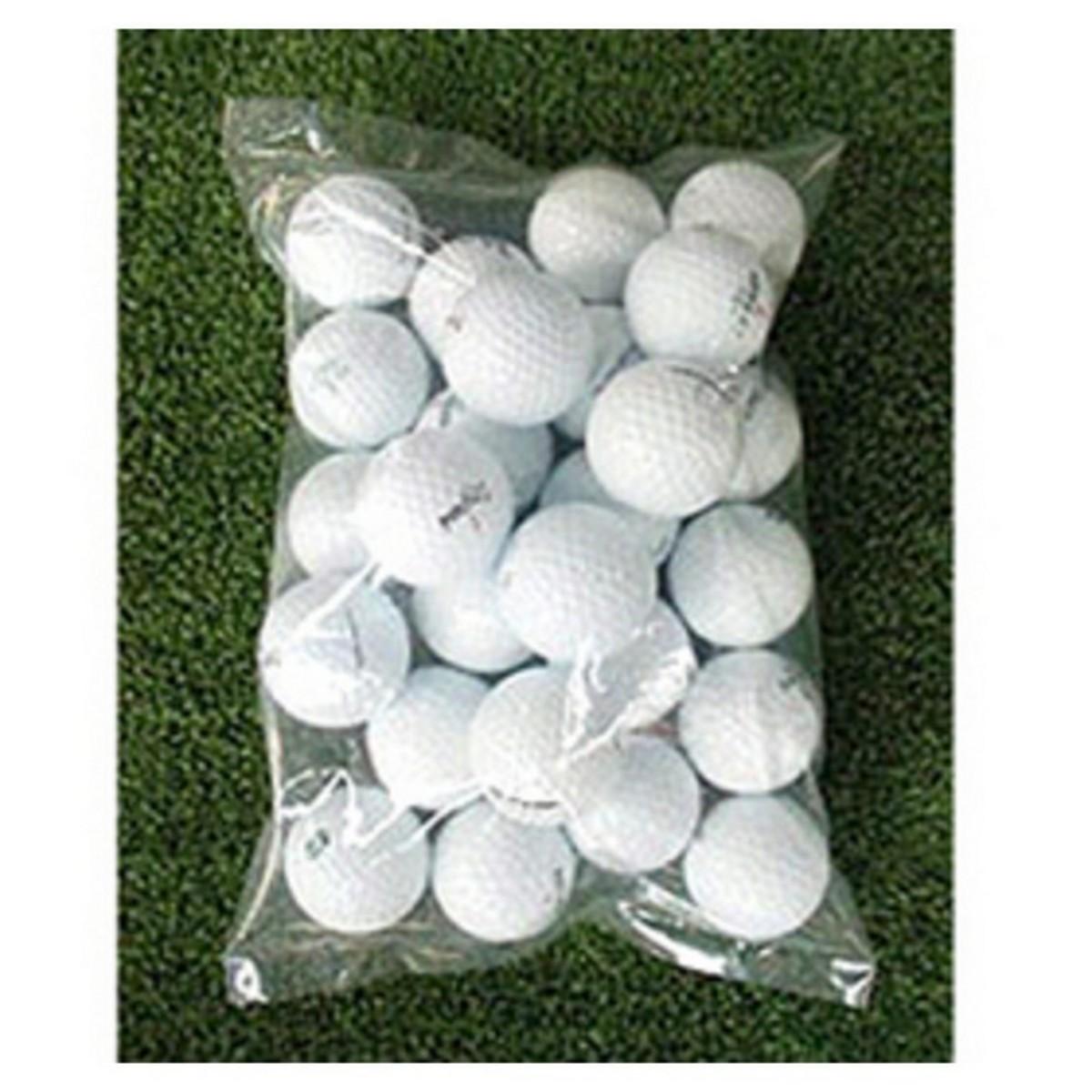メイホウゴルフ ロストボール大袋25個入り4袋100個セット
