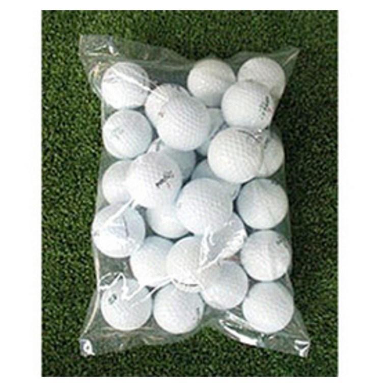 ロストボール Lost Ball メイホウゴルフ ロストボール大袋25個入り4袋100個セット 100個入り アソート
