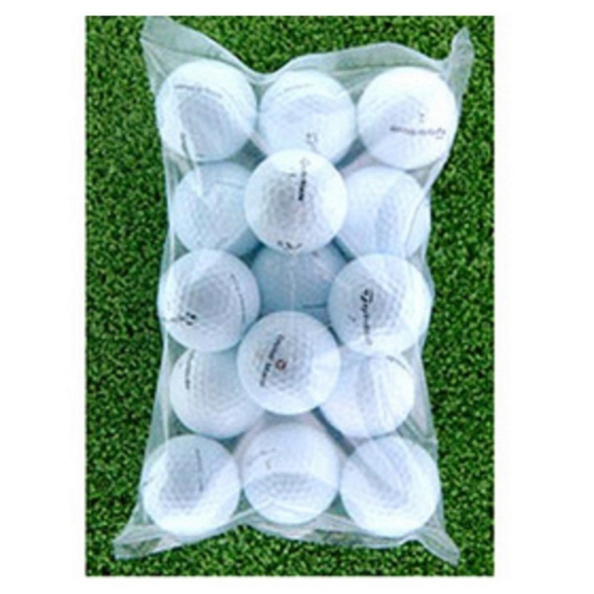 メイホウゴルフ ロストボール テーラーメード小袋4パック60個セット