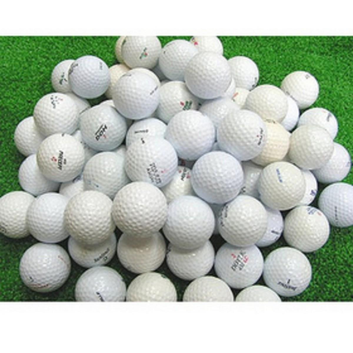 メイホウゴルフ ロストボール 練習用ボール300個セット