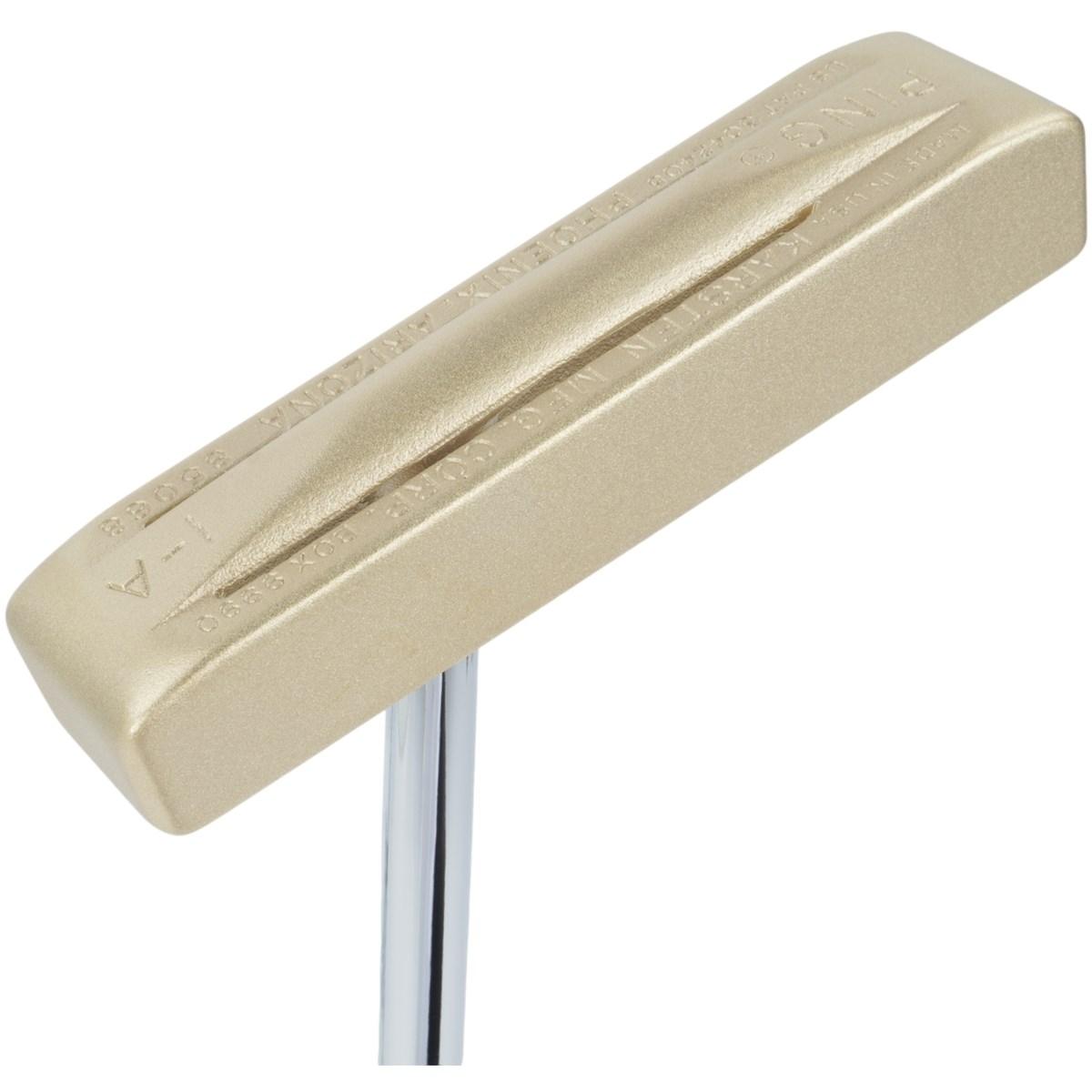 ピン 1-A ブロンズ 1-A パター シャフト:オリジナル スチール 33inch
