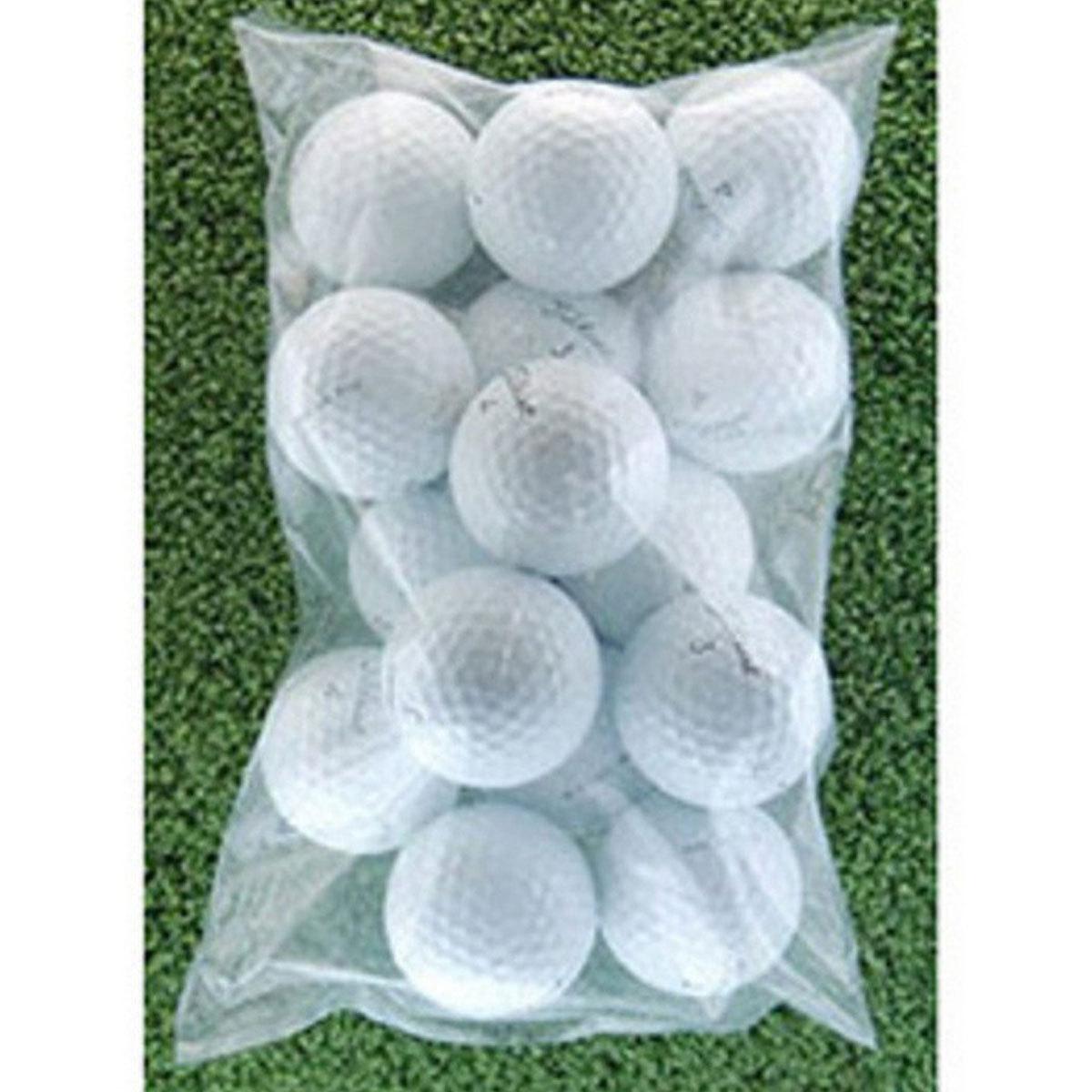メイホウゴルフ ロストボール プロV1小袋15個入り4パック 60個セット