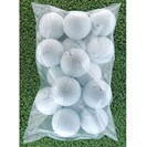 <ゴルフダイジェスト> メイホウゴルフ ロストボール プロV1小袋15個入り4パック 60個セット画像