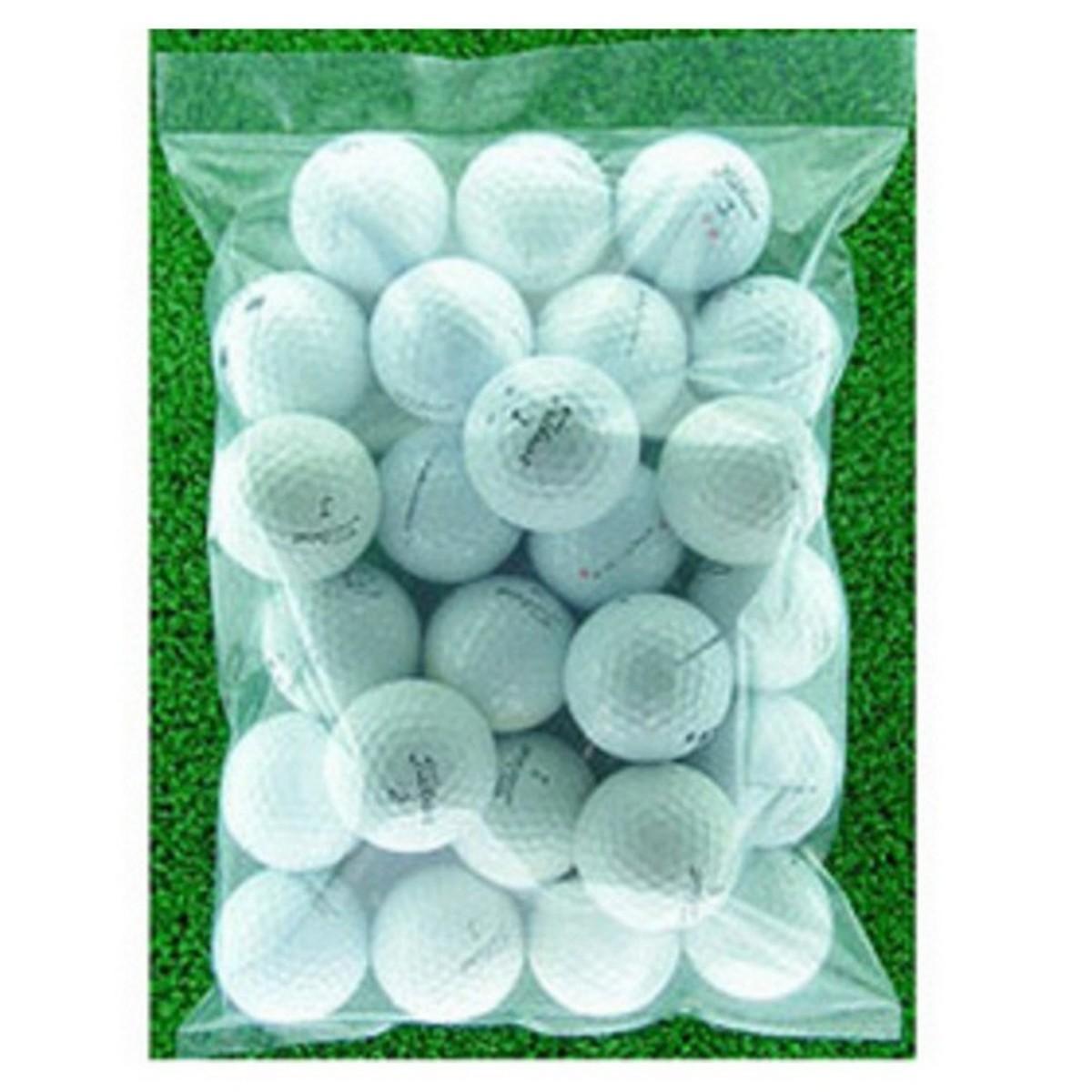 メイホウゴルフ ロストボール プロV1大袋25個セット3パック75個セット