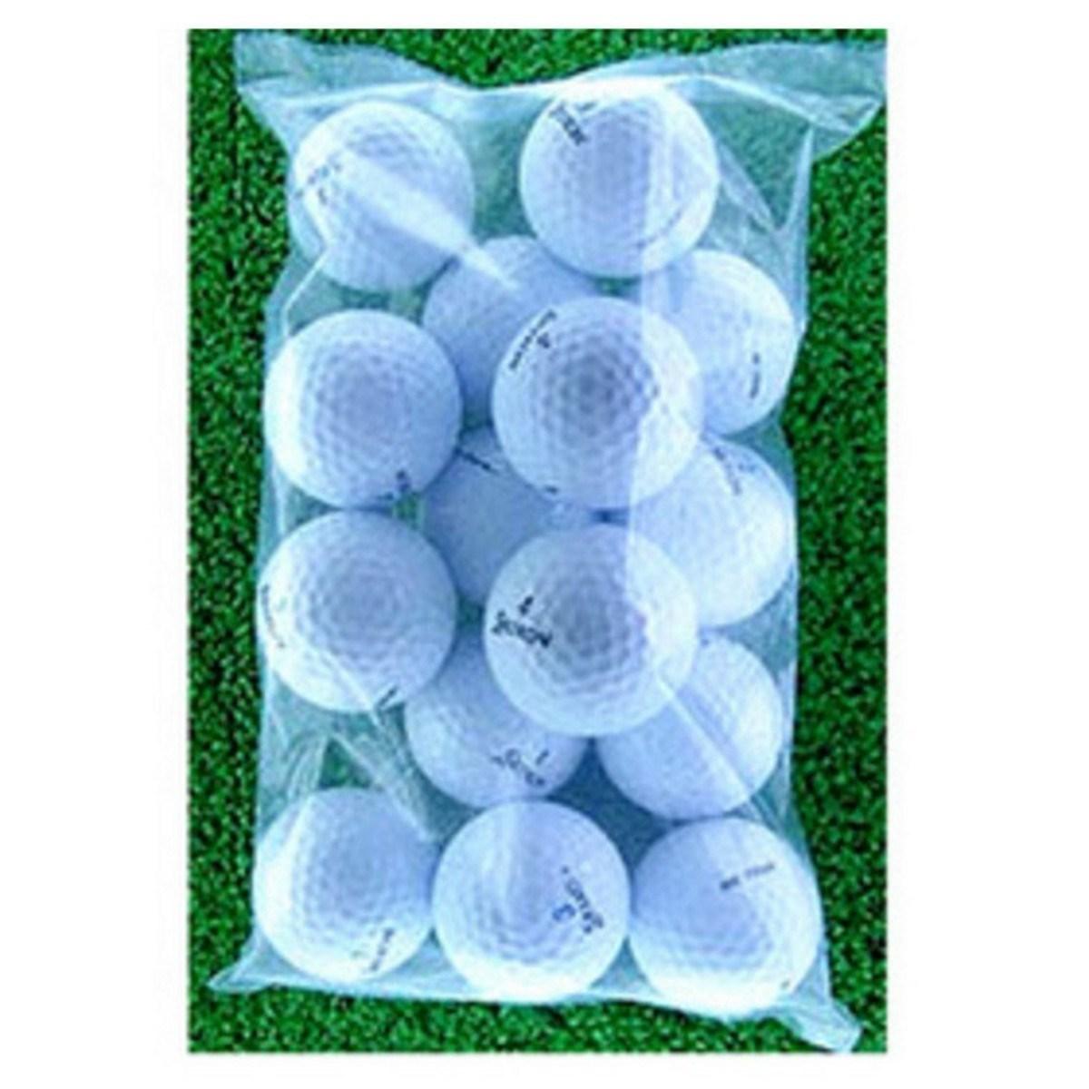 ロストボール メイホウゴルフ ロストボール スリクソン小袋15個入り4パック60個セット