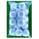 <ゴルフダイジェスト> メイホウゴルフ ロストボール スリクソン小袋15個入り4パック60個セット画像
