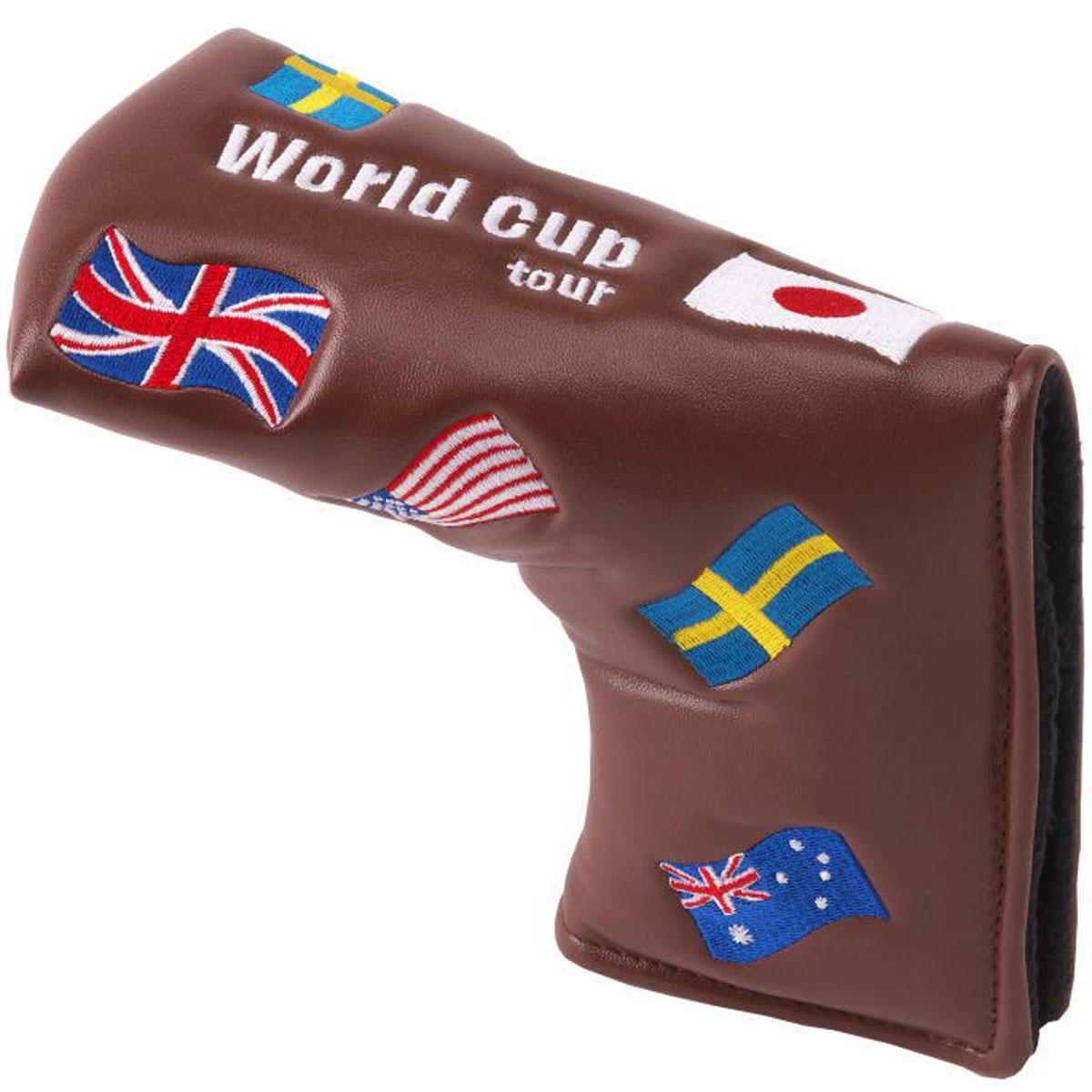 ワールドカップツアー パターカバー