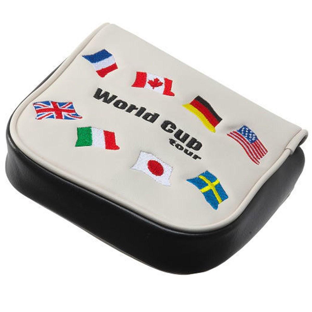 クリオコーポレーション ワールドカップツアー パターカバー スクエアタイプ