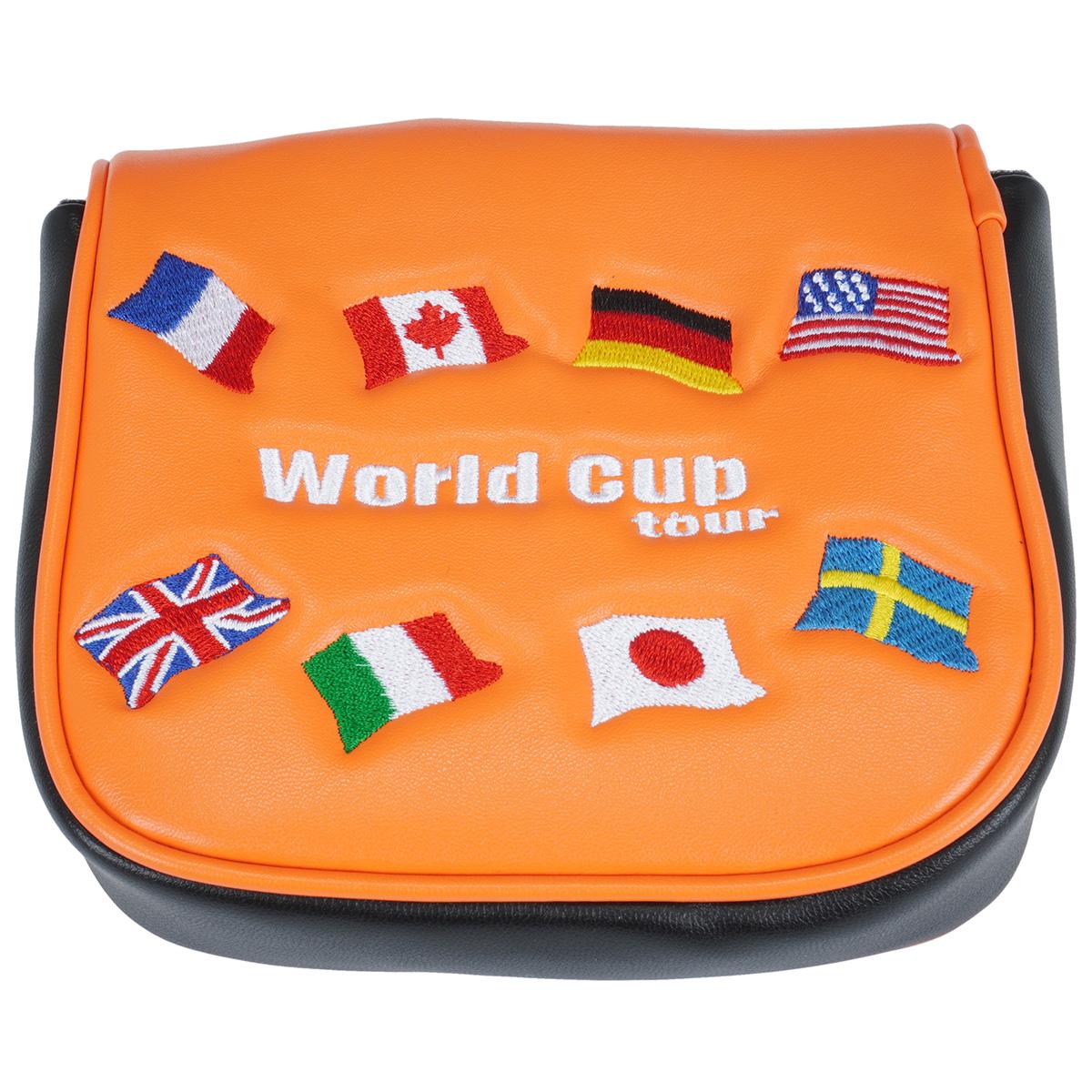 ワールドカップツアー パターカバー スクエアタイプ