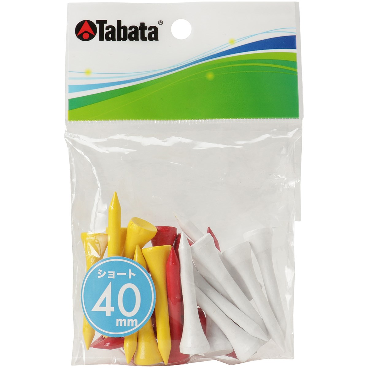 タバタ プロスリムショート カラー GV-0503