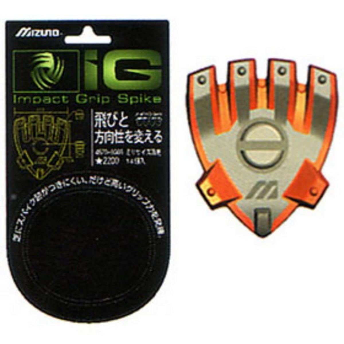 IG スパイク 45ZD-5066 【ミリ】 (ミズノIGシステム専用スパイク)