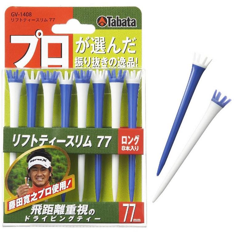 タバタ Tabata リフトティースリム77 GV1408 ブルー