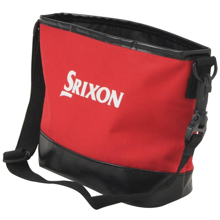 ダンロップ SRIXON 目土袋 GGF15292 レッド