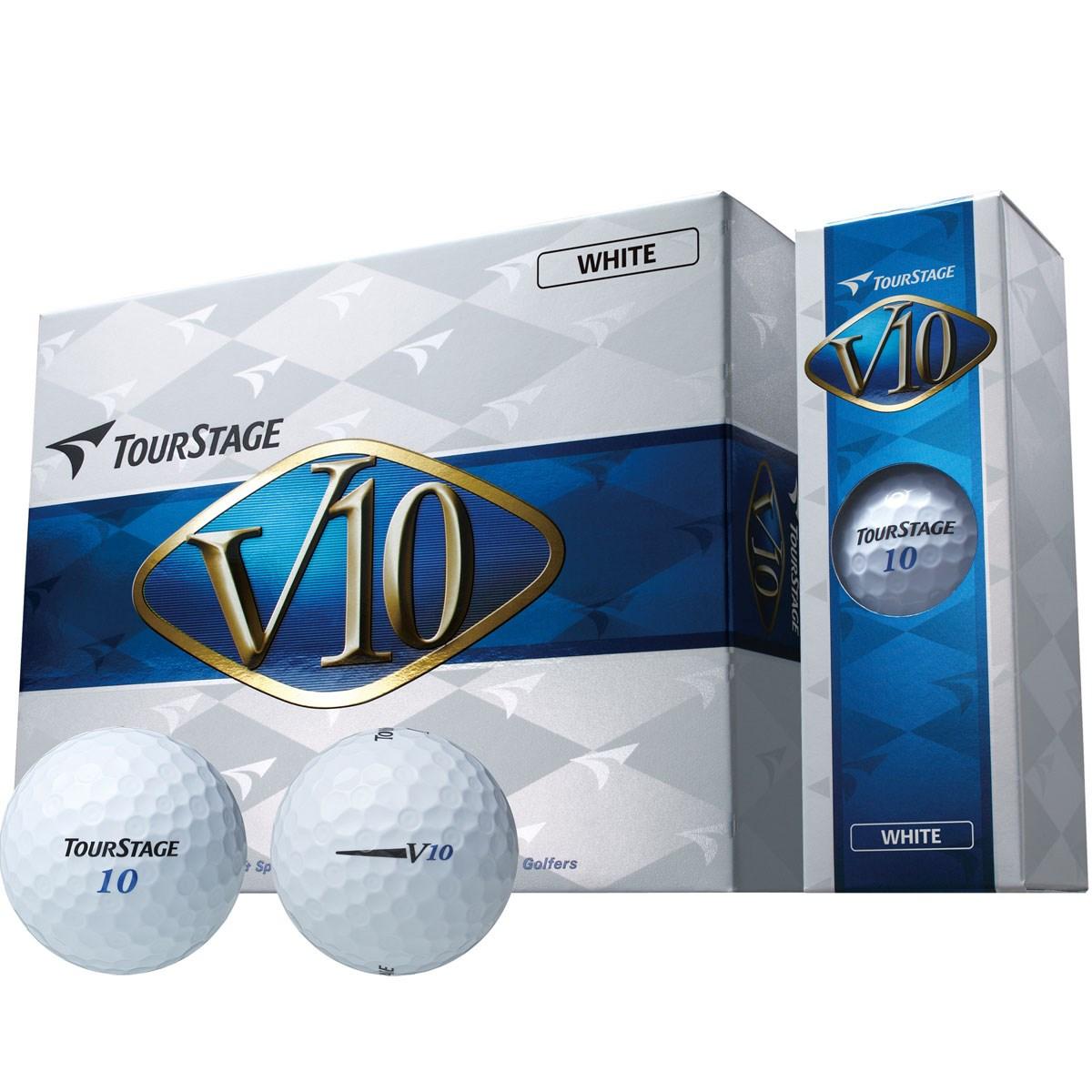 ブリヂストン(BRIDGESTONE GOLF) V10ボール