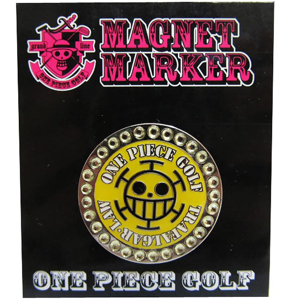 ワンピース ゴルフ マグネットマーカー ロー IPOP0102H