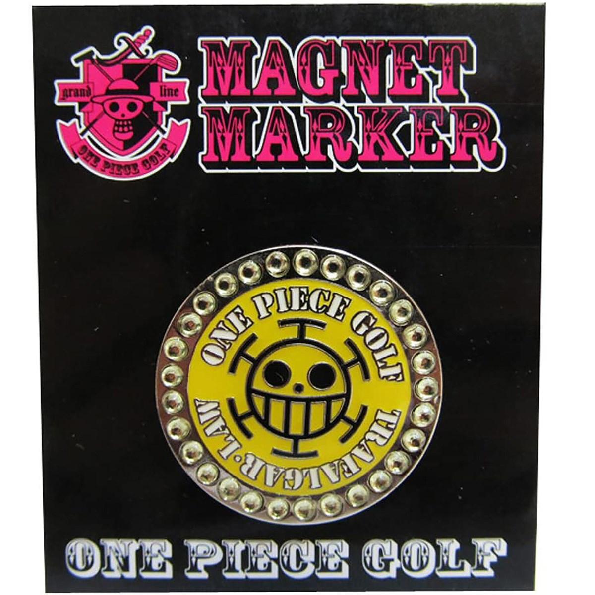 その他メーカー ワンピース ゴルフ マグネットマーカー ロー IPOP0102H