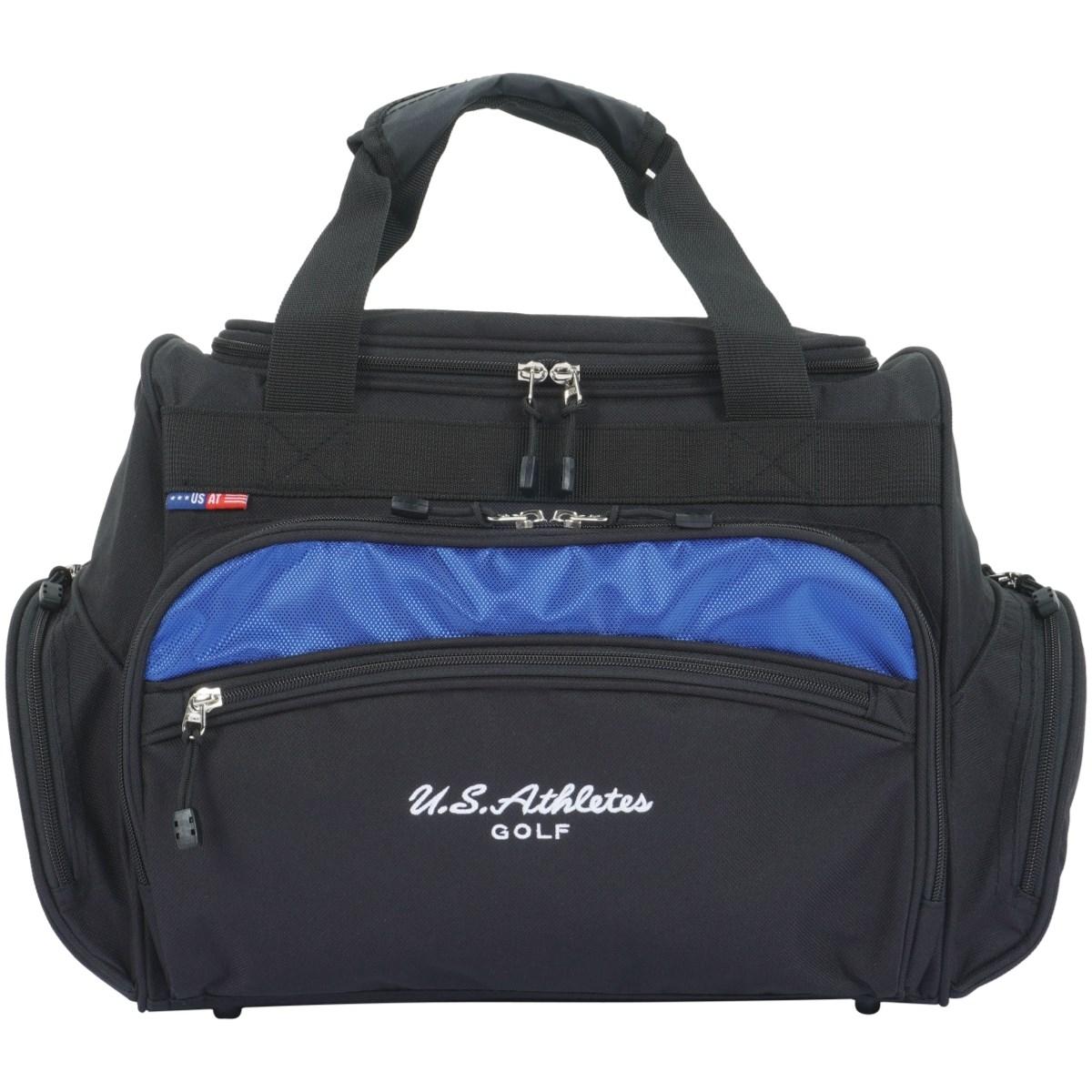 USアスリート ボストンバッグ USBB-2203 ブラック/ブルー