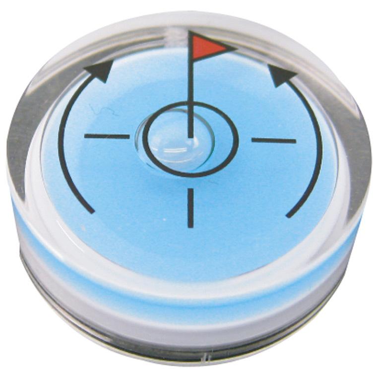 ホクシン交易 NEW小型水平器マーカーブルー W09NSM00002