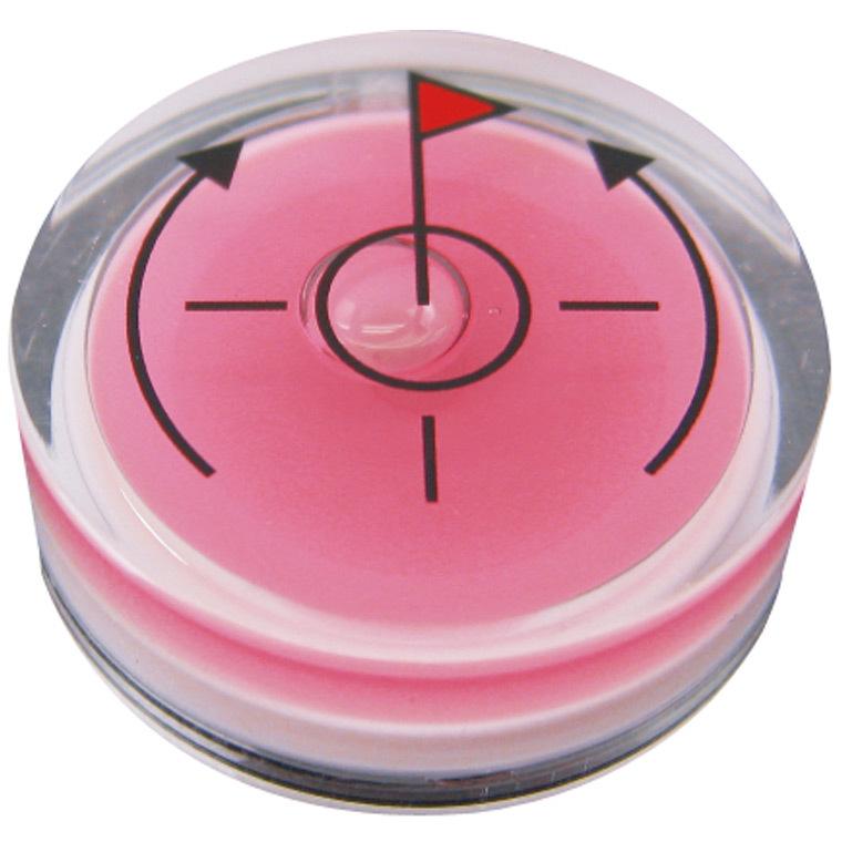 ホクシン交易 NEW小型水平器マーカーピンク W09NSM00003