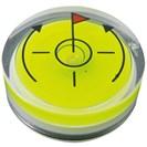 <ゴルフダイジェスト> ホクシン交易 NEW小型水平器マーカーイエロー W09NSM00005 ゴルフ画像