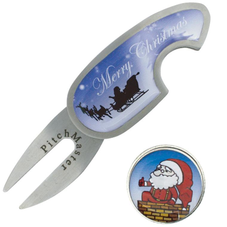 ホクシン交易 ピッチマスタークリスマス グリーンフォーク W11GF016