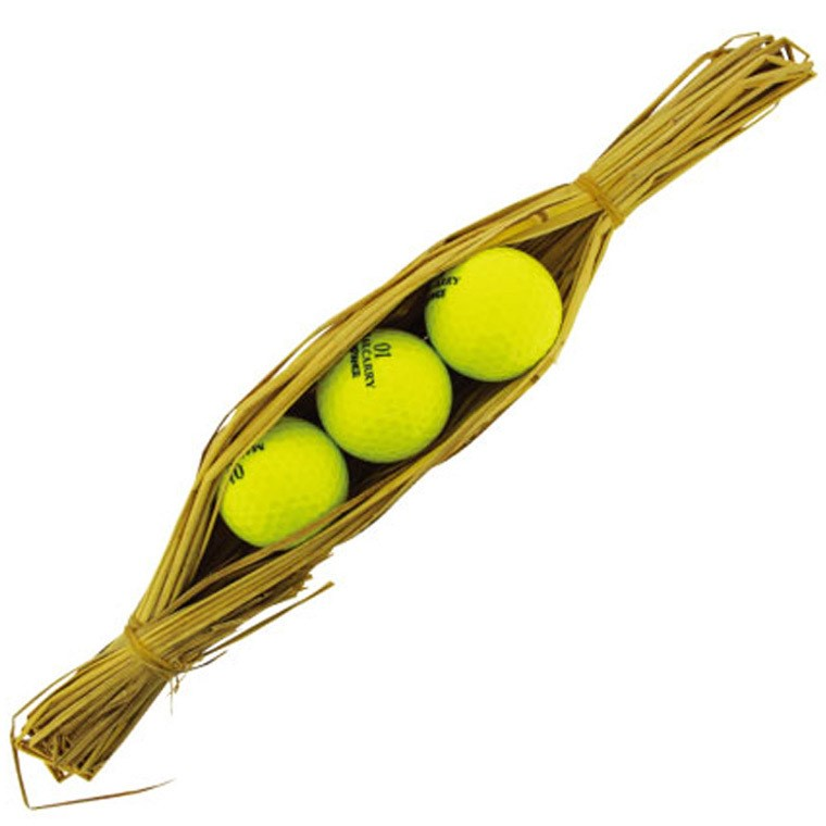 ホクシン交易 納豆ボール 3個セット 3個 イエロー