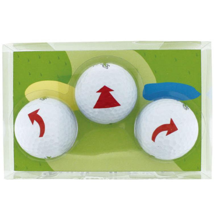 ホクシン交易 矢印ボール 3個セット