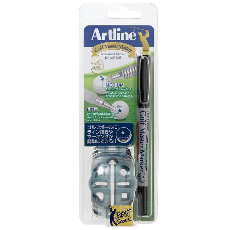 ダイヤゴルフ アートラインゴルフマスターマーカー AS-220