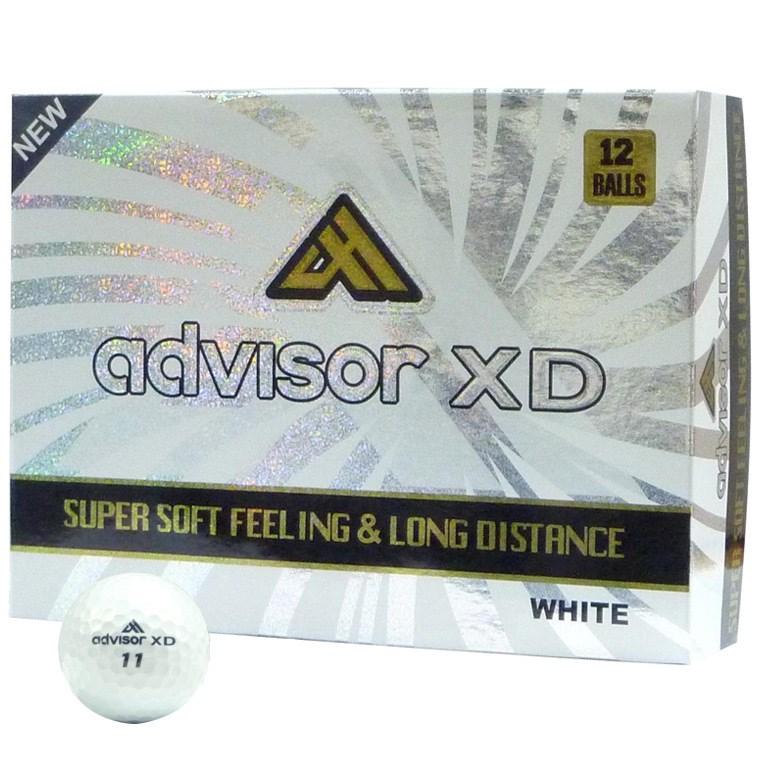アドバイザー XD 2ピースボール ADXD12P