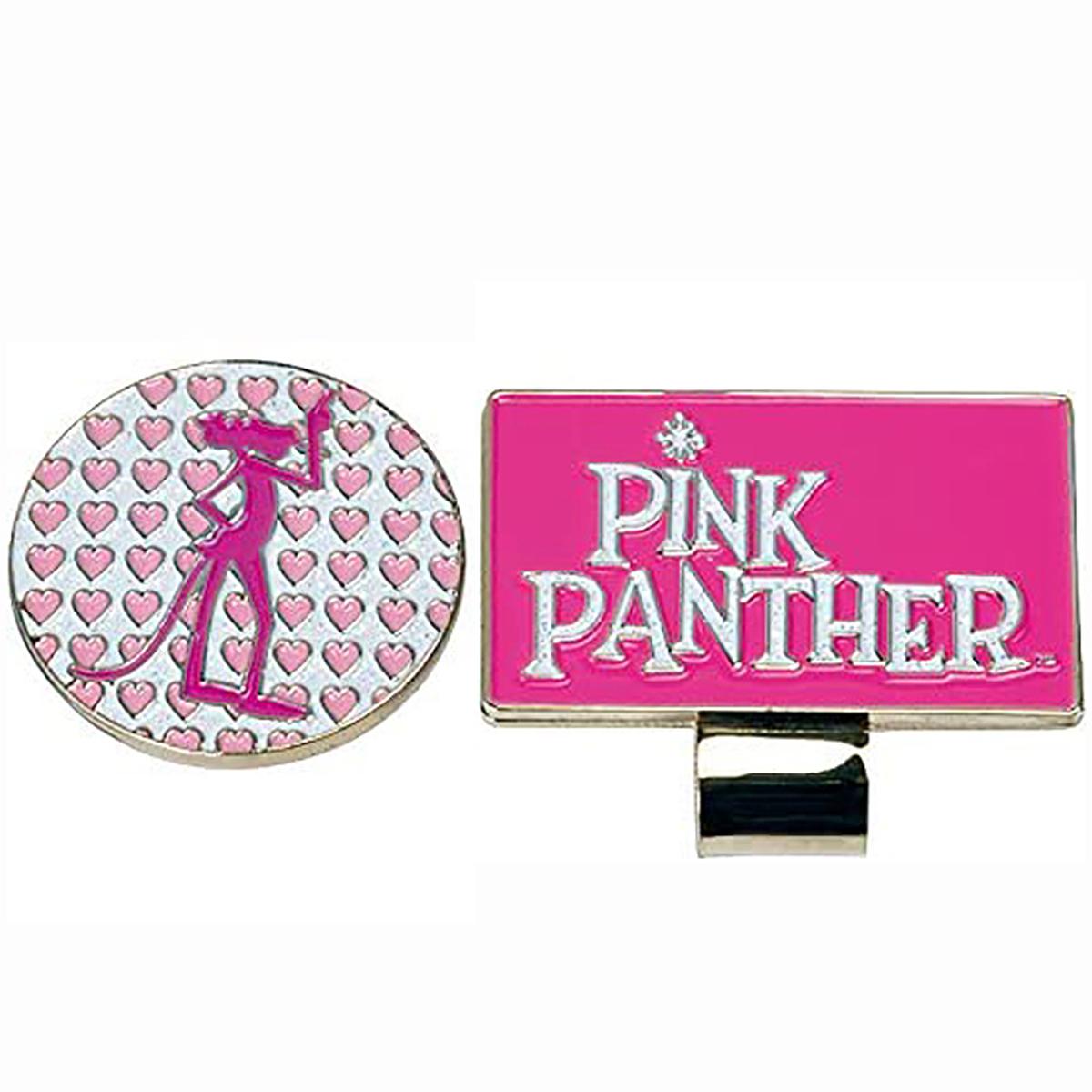 ピンクパンサーボールマーカー X-796