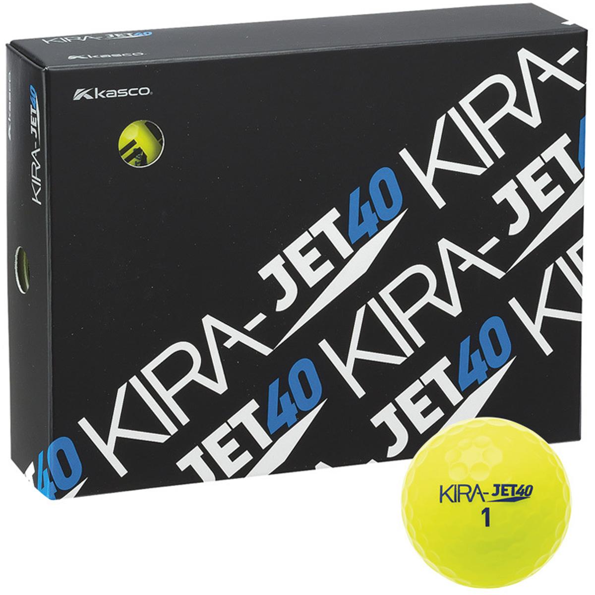 KIRA JET 40 アベレージ向けボール