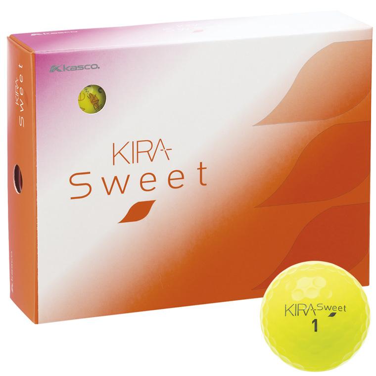 KIRA SWEETボール 【オンネームサービス有り】(文字色:黒のみ)レディス