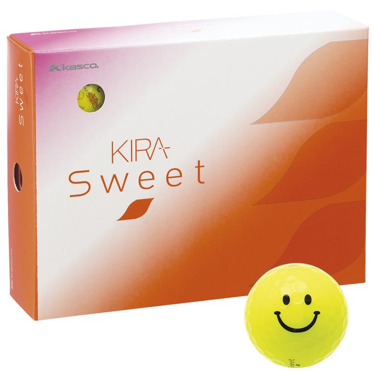 KIRA SWEET キャラボール 【オンネームサービス有り】(文字色:黒のみ)レディス