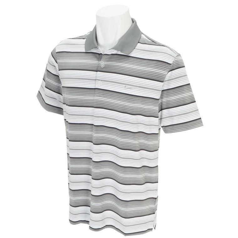 Nike Men Mens Key Stretch UV Stripe Polo