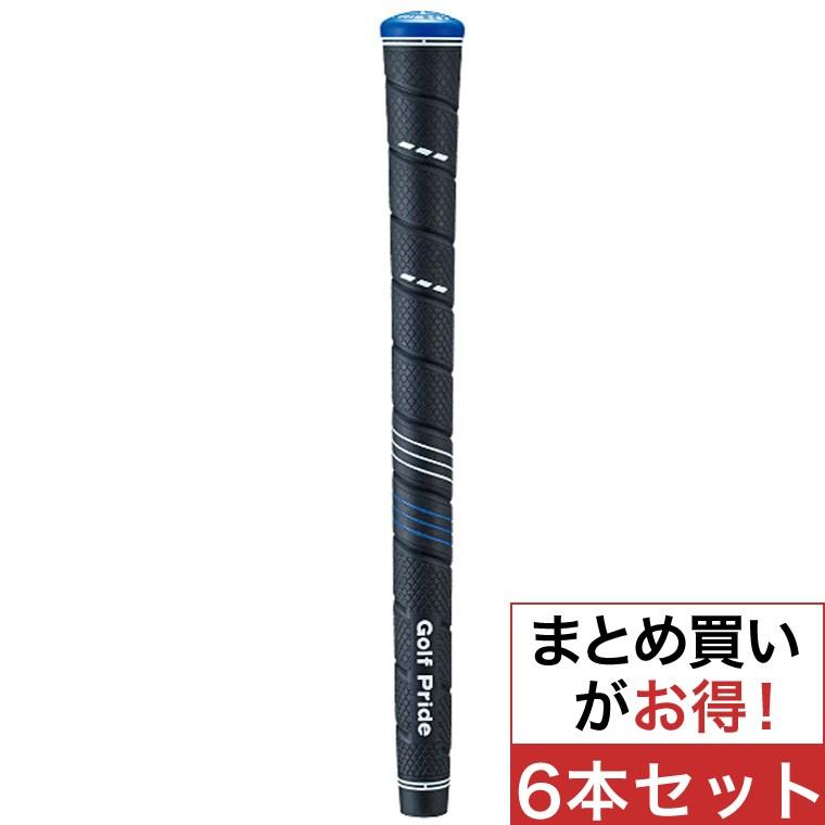 ゴルフプライド CP2ラップスタンダード グリップ 6本セット