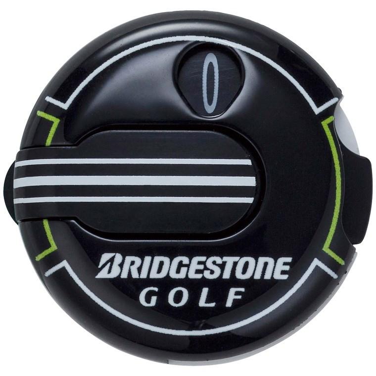 ブリヂストン BRIDGESTONE GOLF スコアカウンター GAG408 ブラック