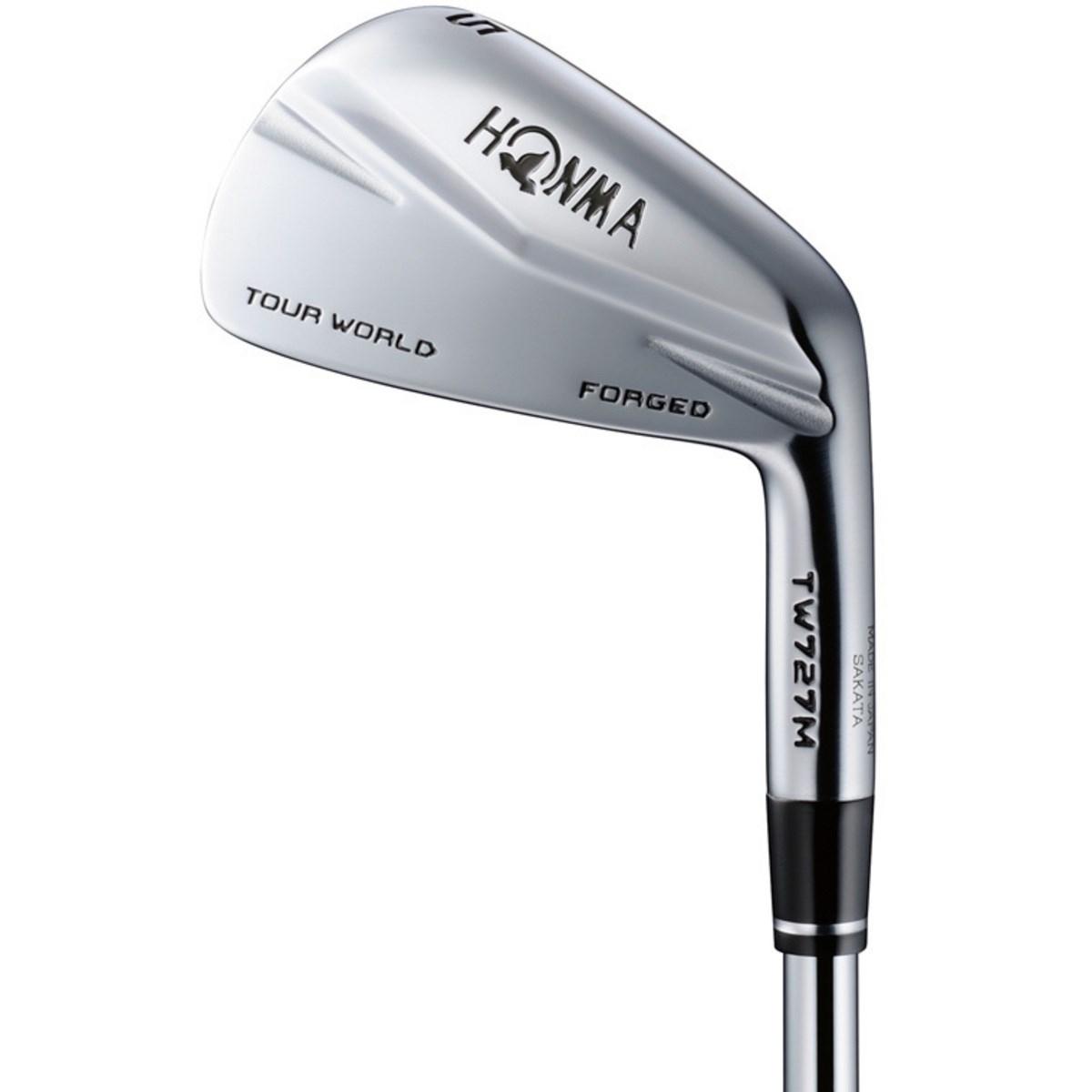 本間ゴルフ TW727M アイアン(単品) VIZARD IB105