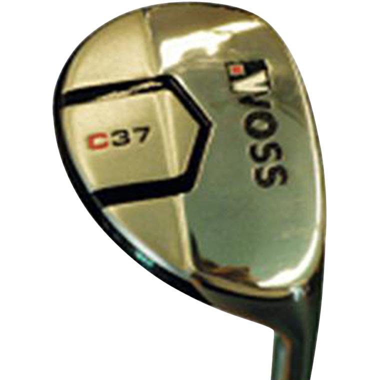 C37 ウッドチッパー WOSSオリジナルカーボン