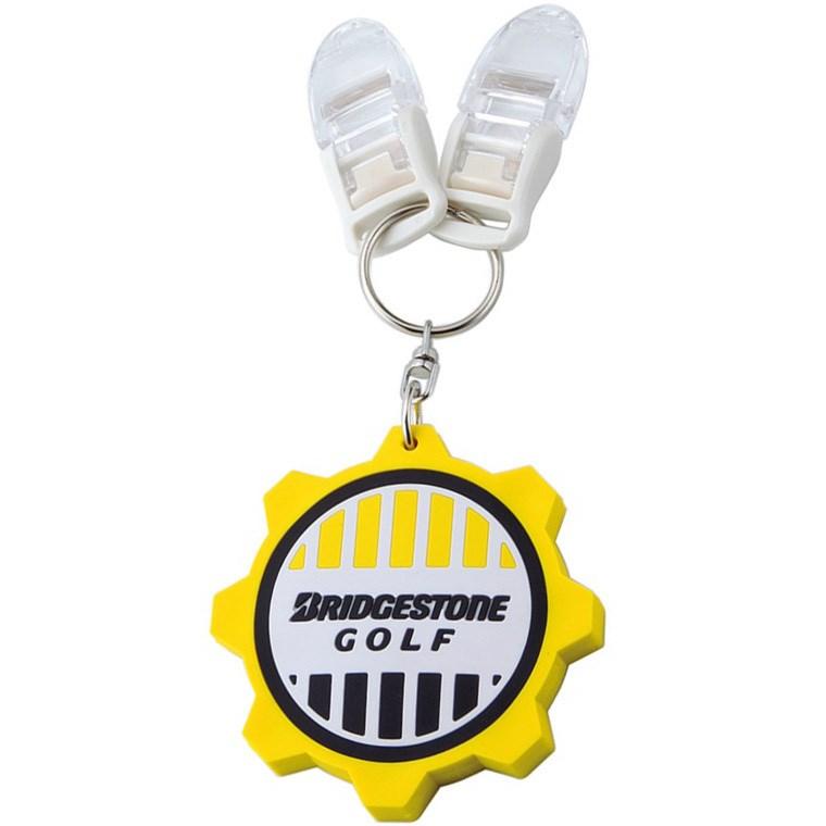 ブリヂストン BRIDGESTONE パターカバーホルダー イエロー メンズ ゴルフ