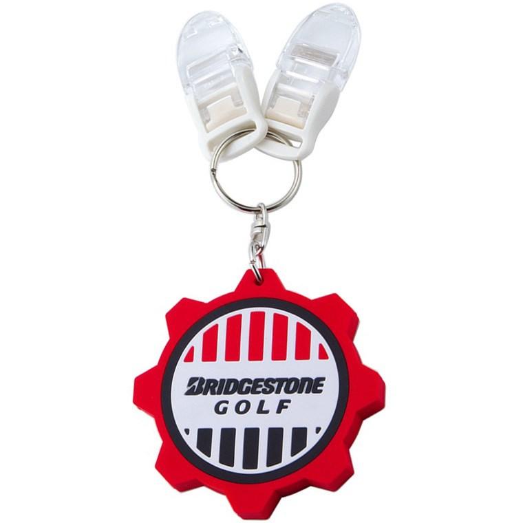 ブリヂストン BRIDGESTONE パターカバーホルダー レッド メンズ ゴルフ